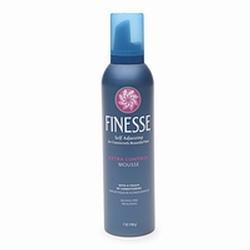 Finesse Self Adjusting Mousse, Extra Control, 7 oz