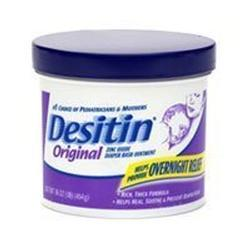 Desitin Rapid Relief Cream, 16 oz