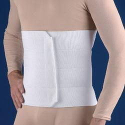 FLA Orthopedics, Inc. 3 Panel Abdominal Binder, Medium, 1 ea