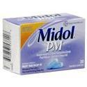 Midol Pm Caplets Menstrual Pain Relief,  Maximum/strength, 20 caps