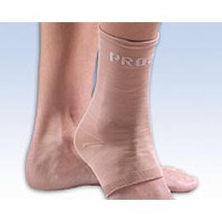 FLA Orthopedics, Inc. Pullon Ankle Support, Beige, 1 ea