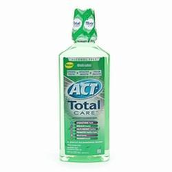 Chattem Act Total Care Rinse,  Fresh Mint, 18 oz