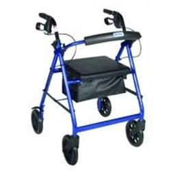 Drive Medical Design Aluminum Rollator15, 1 ea