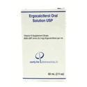Ergocalciferol Oral Solution, 60 ml