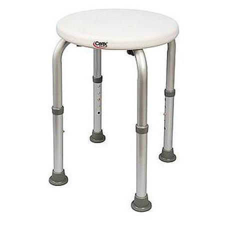 Carex Health Compact Shower Stool, 1 ea