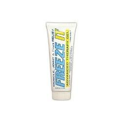 Freeze It Pain Relief Advanced Therapy Gel, 4 oz