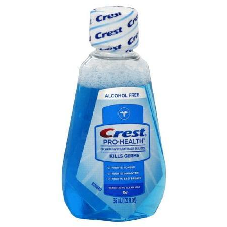 Procter & Gamble Crest Pro-Health Rinse,  Clean Mint, 48 Units 36 ml