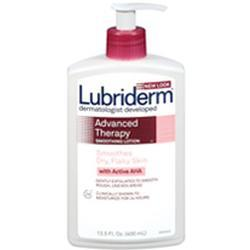 Lubriderm Daily Moisture Lotion, Fragrance Free, 3 oz