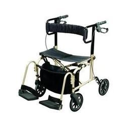 Carex Health Ultra Ride Roller Walker, 1 ea