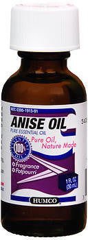 Humco Pure Anise Oil, 1 ounce