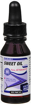 Humco Sweet Oil, 1 ounce