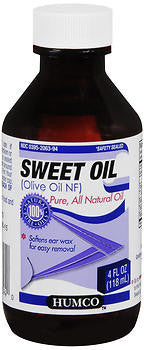 Humco Sweet Oil, 4 ounce