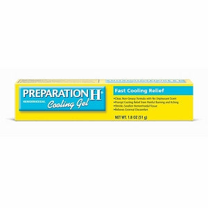 Preparation H Hemorrhoidal Cooling Gel, 1.8 oz