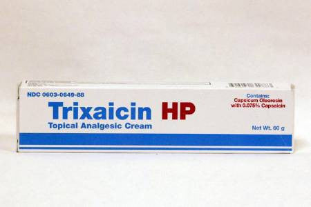 Qualitest Pharm Trixaicin Hp, 60 gram