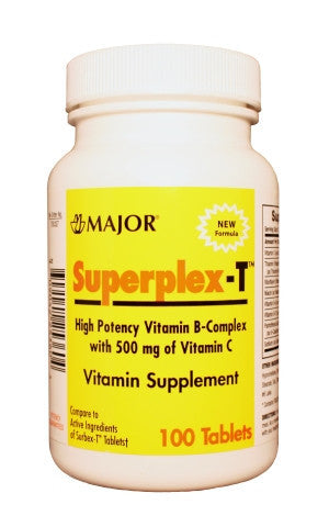Major Pharm SuperPlex T, 100 tab
