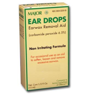 Major Pharm Ear, 15 ml