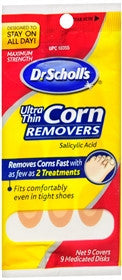 Dr. Scholls Ultra-Thin Corn Removers