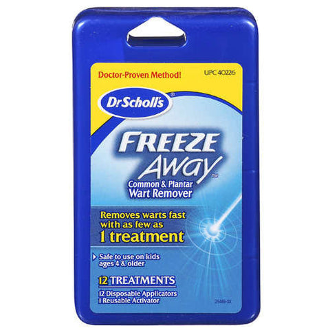 Dr. Scholls Freeze Away Wart Remover, 7 treatments