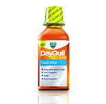 Vick's Dayquil SevereCold & Flu Relief Liquid, 8oz