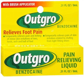 Outgro Pain Relieving Liquid