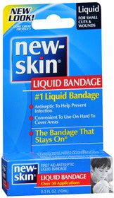 New-Skin Liquid Bandage, 0.3 oz