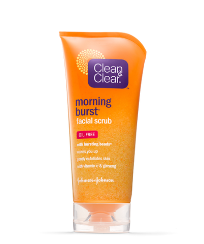 Clean & Clear Morning Facial Scrub, 5 oz