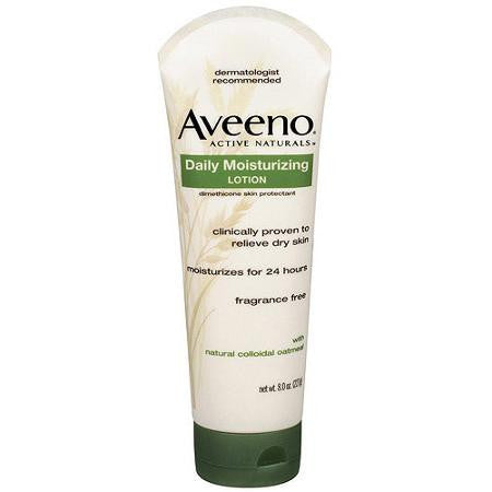 Aveeno Daily Moisturizing Lotion, 8 oz
