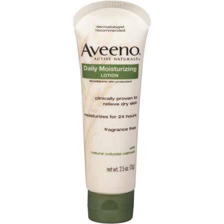 Aveeno Daily Moisturizing Lotion, 2.5 oz