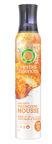 Herbal Essences Body Envy Volumizing Mousse, 7 oz