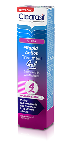 Clearasil Ultra Rapid Action Treatment Gel, 1oz