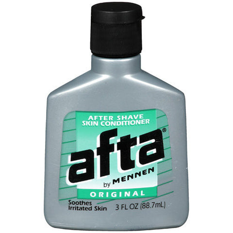 AFTA Mennen After Shave Skin Conditioner, Original, 3 oz - PlanetRx