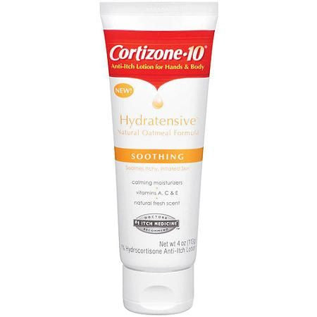 Chattem Cortizone 10 Hydratensive Anti-Itch Ointment, Soothing, 4 oz