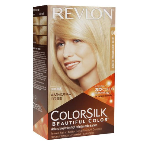 Revlon Colorsilk  Ultra Light Natural Blonde