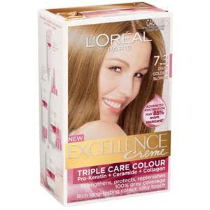 L'Oreal LOreal Excellence Creme   Dark Blonde 7