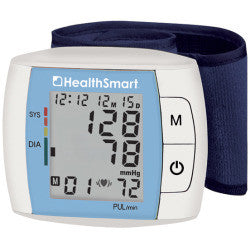 Automatic Wrist Digital BP Monitor, Standard, 1 ea