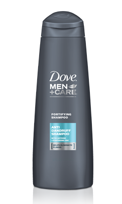 Dove Men+Care Anti Dandruff Fortifying Shampoo, 12oz