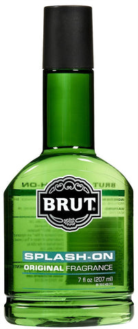 Brut Splash-On Fragrance, Original, 7 oz