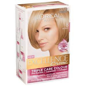 L'Oreal Excellence Creme  8 Medium Blonde