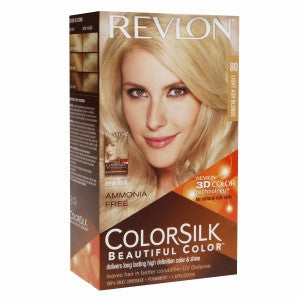 Revlon Colorsilk   Light Ash Blonde 80