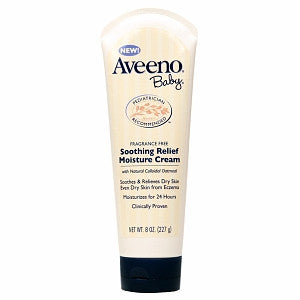 Aveeno Baby Soothing Relief Moisture Cream, 8oz