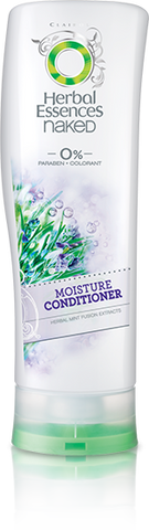 Herbal Essences Naked Moisture Conditioner, 10 oz