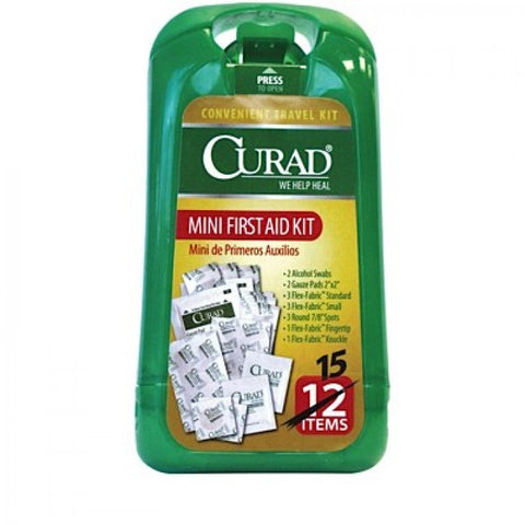 Curad Mini First Aid Kit