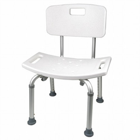 Roscoe Shower Chair with Back