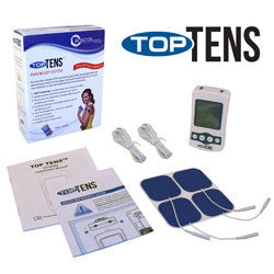 Attentus Top TENS, OTC digital TENS w/pre-set