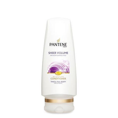 Pantene Sheer Volume Weightless Conditioner, 12.6 oz