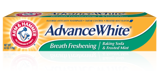Arm & Hammer Advance White, Breath Freshening
