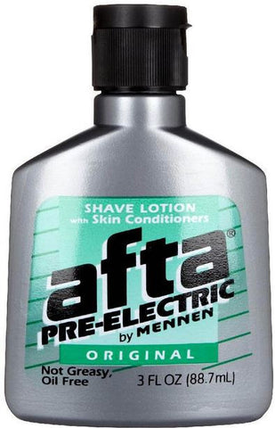 AFTA  Mennen  Pre-Electric Shave Lotion  Original, 3 oz - PlanetRx