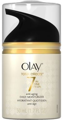 Olay Total Effects 7 in 1  Anti-aging Daily Moisturizer  1.7 oz
