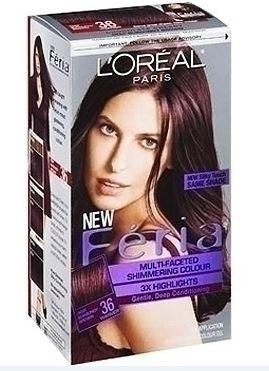 L'Oreal Feria  36 Chocolate Cherry
