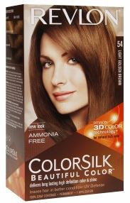 Revlon Colorsilk  Light Golden Brown 54